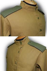 Рубаха походная для нижних чинов, х/б обр. 1912 г.